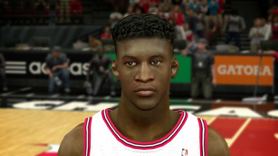 938fb-nba-2k14-jimmy-butler-realistic-face-hair - Cyberfaces Sports Games